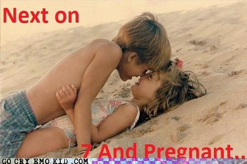 7 and pregnant best of week eww hipsterlulz kids makeouts show