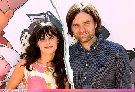 actor,Ben Gibbard,divorce,marriage,news,Sad,zooey deschanel