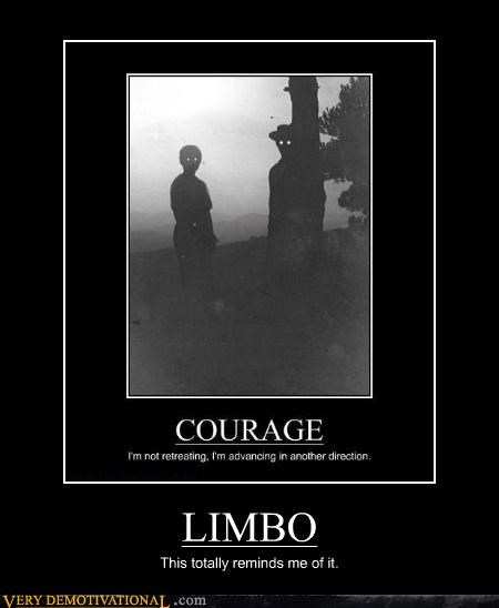 creepy,limbo,Terrifying,video games
