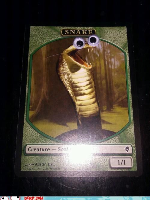 best of week,card game,derp,googly eyes,magic,magic the gathering