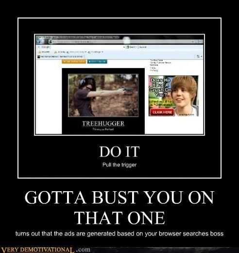 ads hilarious justin bieber searches tailored - 5383872000