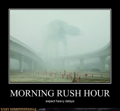 at at heavy delays hilarious rush hour - 5384368128