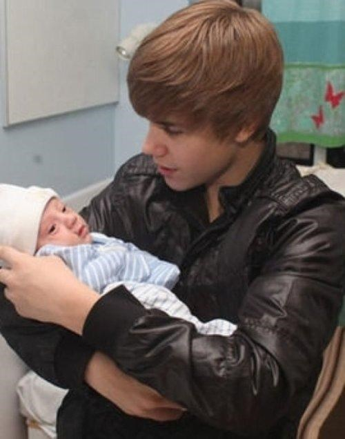 Baby Baby Maybe justin bieber mariah yeater - 5384836608