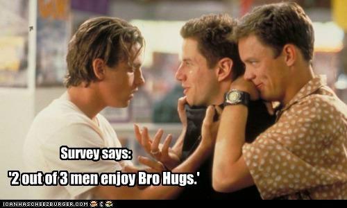 bro hugs,bros,hugs,jamie kennedy,matthew lillard,scream,skeet ulrich