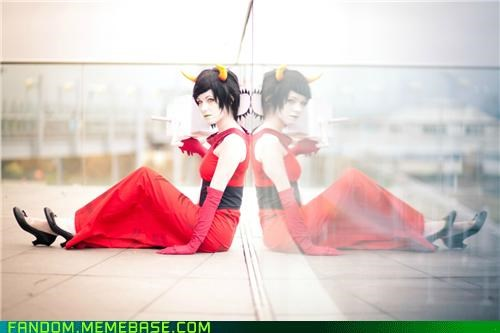 chainsaw cosplay homestuck Kanaya - 5386601216