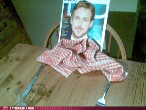 date,fake,magazine,Ryan Gosling,We Are Dating