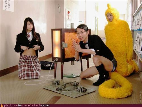fuzzy Japan machine wtf - 5386811136