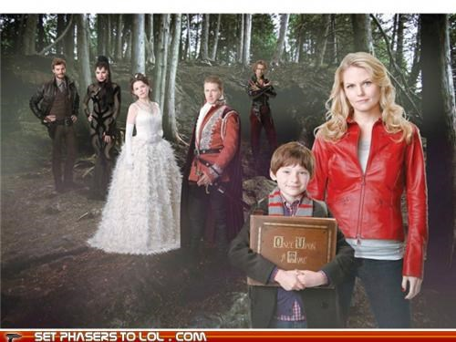 around the interwebs fairy tale tv shows