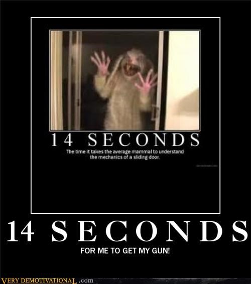 14 seconds,scary,Terrifying,wtf