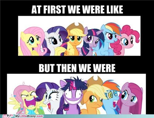 at first best of week crazy episodes my face when ponies then we watch out - 5387210752