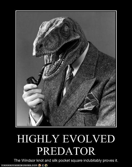 demotivational,dinosaur,funny,shoop,velociraptor