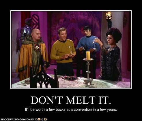 Captain Kirk,catspaw,convention,Leonard Nimoy,Shatnerday,Spock,Star Trek,William Shatner