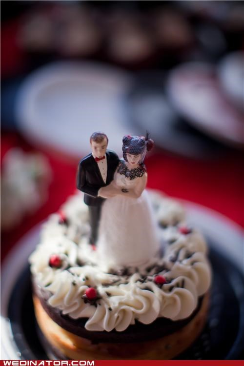 cake toppers,funny wedding photos,rockabilly