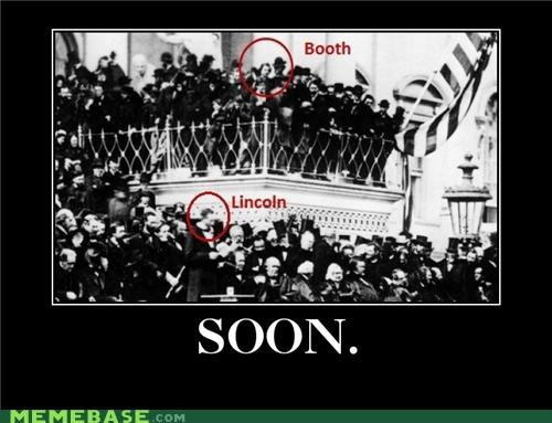 booth lincoln ominous SOON wally wheres waldo