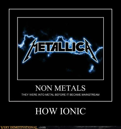 hilarious ions metal metallica Music - 5389579008