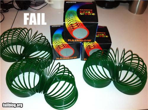 failboat g rated product fail slinky toy - 5389798144