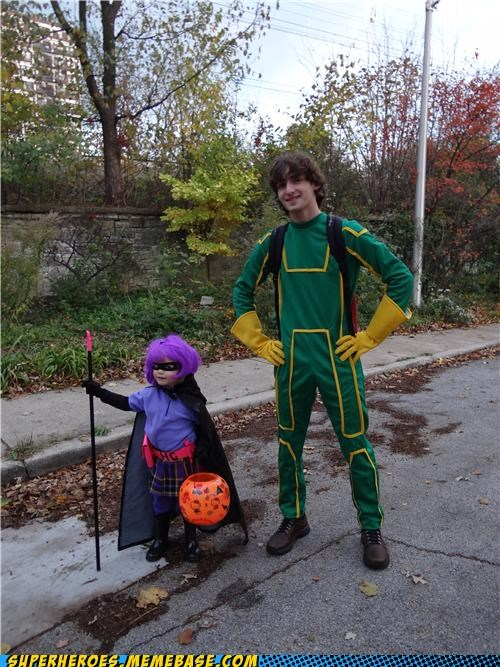 hit girl,kick ass,kid,Super Costume