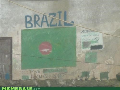 brazil world cup flags bangladesh - 5390874880