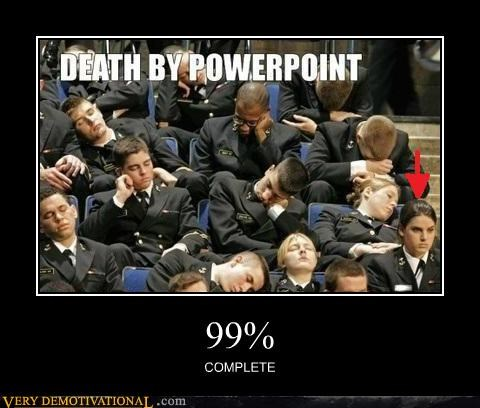 99 Death hilarious military powerpoint - 5391101952