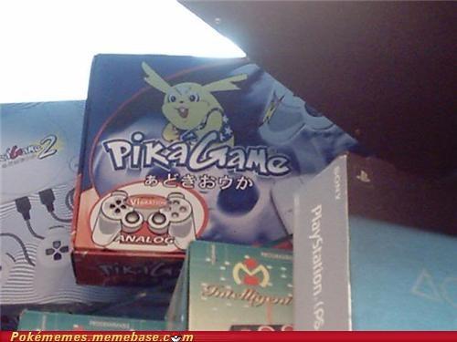 analog bootleg knockoff pikachu pikagame toys-games - 5391213568