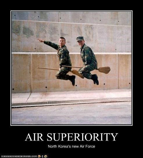 AIR SUPERIORITY North Korea's new Air Force