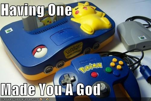 make friends,nintendo 64,pikachu,Pokémon,toys-games,video game