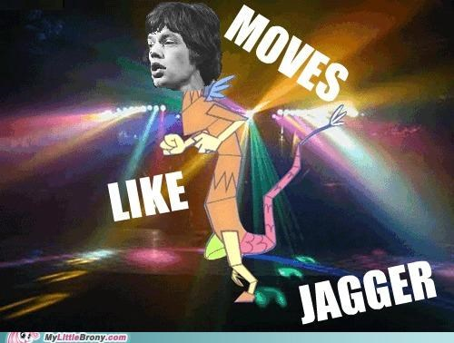 discord jagger meme moves like jagger Music - 5392002560