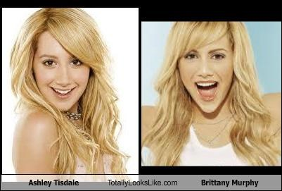 actor,Ashley Tisdale,brittany murphy,funny,Hall of Fame,TLL