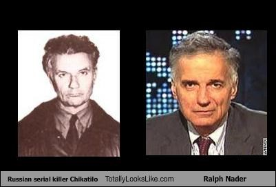 chikatilo funny Hall of Fame ralph nader TLL - 5392436480