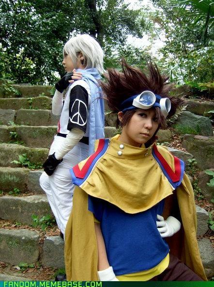 anime cosplay digimon tai - 5392978176