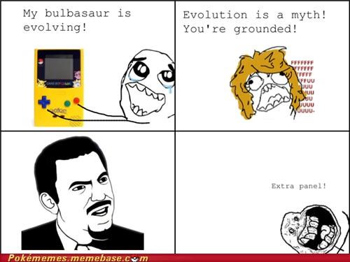 awesome,dafuq,evolution,extra panel,Rage Comics,the best