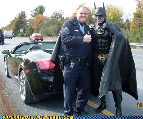 batman fast car Superhero IRL - 5393048832