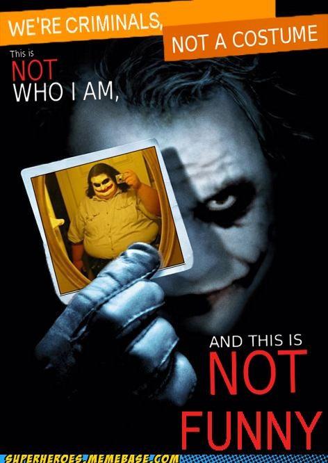costume fat joker joker smile Super-Lols - 5393182976