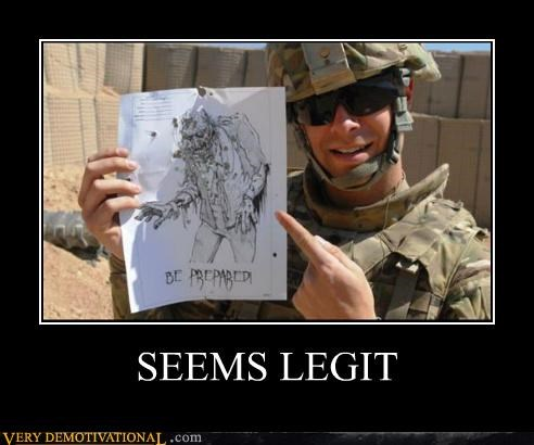 army drawing hilarious wtf zombie - 5393881088