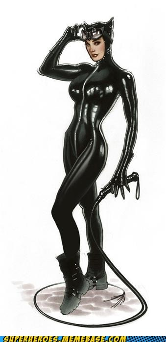 Awesome Art catwoman dreams whip - 5394032384