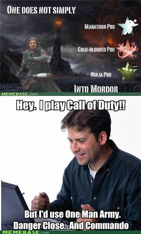 call of duty mordor Net Noob Reframe