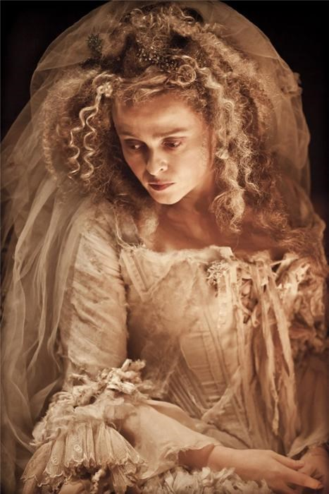 costume,Great Expectations,helena bonham-carter,Mike Newell,Miss Havisham,movies