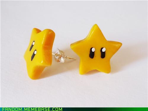 cute,Fan Art,Jewelry,Steampunk,Super Mario bros,totoro