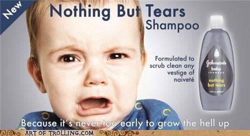 Babies shampoo tears - 5394723072