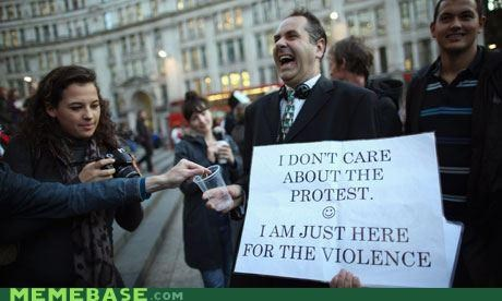 IRL,Occupy Wall Street,Protest,violence