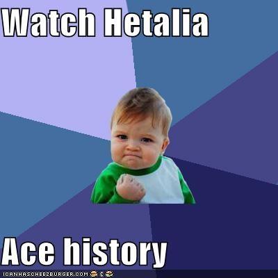 anime gross hetalia history school success kid - 5394969856