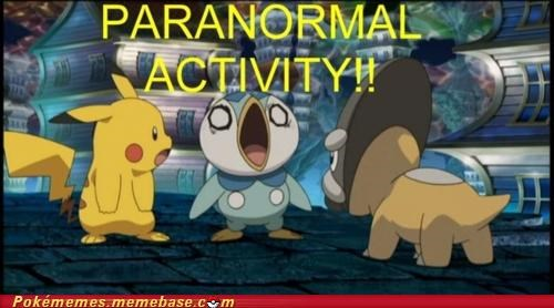 paranormal activity pikachu piplup scary tv-movies - 5394975232