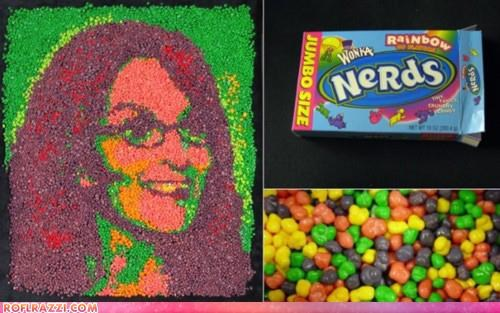 30 rock alec baldwin art candy food funny tina fey - 5395062272