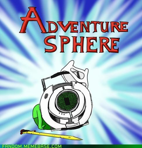 adventure time cartoons Fan Art Portal sphere video games - 5395110400