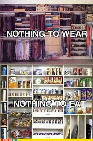 nothing to eat nothing to wear the internets white people problems - 5395221504