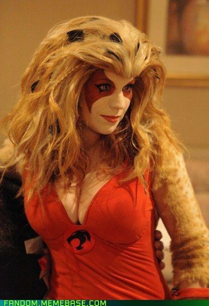 bazoombas cheetara cosplay thundercats - 5395251200