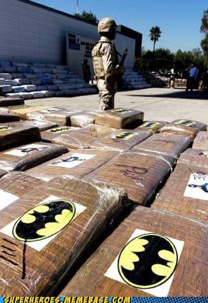 batman drugs Random Heroics soldiers wtf - 5395329792