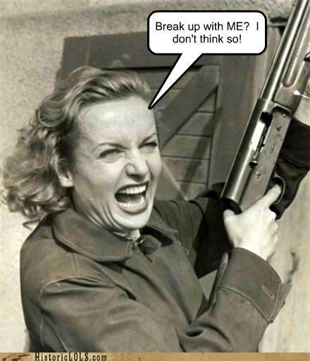 funny,lady,Photo,weapon