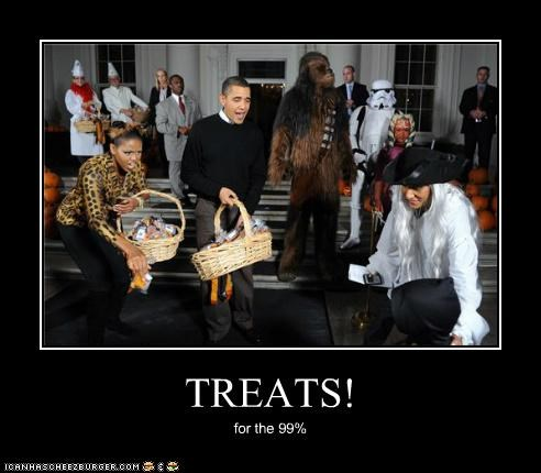 TREATS! for the 99%