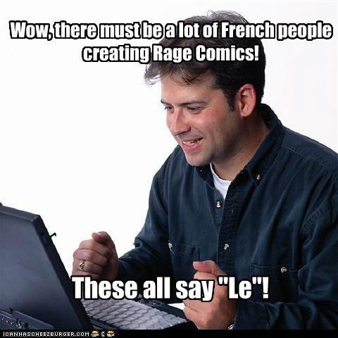 french le Net Noob Rage Comics - 5395677952